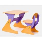 Дитячий стілець і стіл для малюків Sportbaby Kinder-8