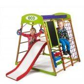 Дитячий спортивний комплекс для квартири Карамелька Plus 3 SportBaby