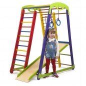 Дитячий спортивний куточок- Крихітка 1 міні SportBaby