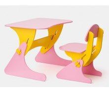 Дитячий столик і стільчик для дитини