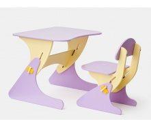 Дитячий стілець і стіл від року
