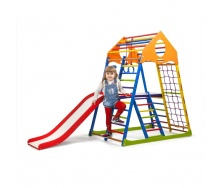 Детский спортивный комплекс KindWood Color Plus 2 SportBaby