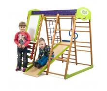 Детский спортивный комплекс для квартиры SportBaby Карамелька