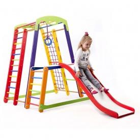 Дитячий спортивний куточок Крихітка 1 Plus 1-1 SportBaby
