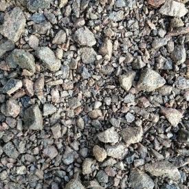 Щебеночно-песчаная смесь фракции 0-70