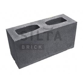 Блок гладкий Силта-Брик Цветной 0-2 390х190х140 мм