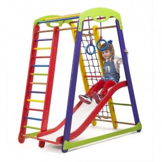 Детский спортивный уголок- Кроха 1 Plus 1 SportBaby