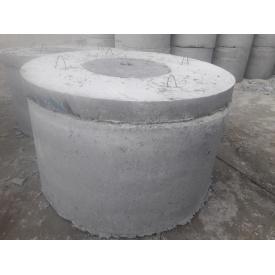 Кольцо железобетонное КС 10-9 вибропрессованное 0,7 т 100х1000х900 мм