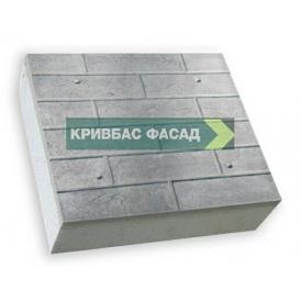 Термопанель КРИВБАССФАСАД Кирпич 100 мм