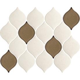 Настенная плитка Paradyz Mistysand Crema Mozaika Mix 265х202 мм (1179527)