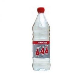 Растворитель 646 1 л