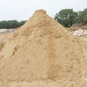 Песок мытый речной