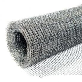 Сітка зварна без покриття 0,7х25х25 мм 1х30 м