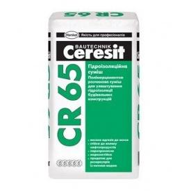 Гідроізоляційна суміш Ceresit CR 65 25 кг