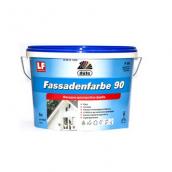Краска фасадная Dufa Fassadenfarbe F90 матовая 5 л