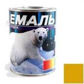 Эмаль Gaia ПФ-115 желтая 0,9 кг