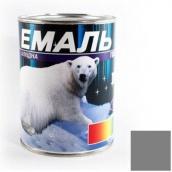 Эмаль Gaia ПФ-115 серая 0,9 кг