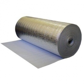 Підкладка ППЕ-Л 5 мм 1 м2 срібляста