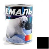 Эмаль Gaia ПФ-115 черная 0,9 кг