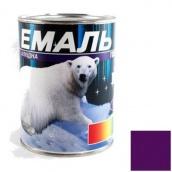 Эмаль Gaia ПФ-115 фиолетовая 0,9 кг