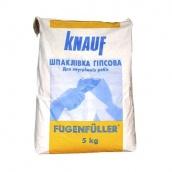 Гипсовая шпаклевка для швов Кнауф Фугенфюллер 5 кг