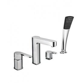 Змішувач для ванни врізний Welle Ernest AR28218D-1303