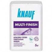 Шпаклевка гипсовая KNAUF Мульти-финиш 5 кг