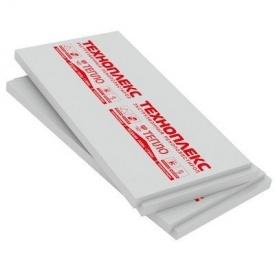 Пінополістирол екструдований Техноплекс 4 паза 40 мм