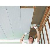 Монтаж подвесного потолка из сэндвич-панелей