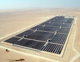 Прощание с нефтью: В ОАЭ строят гигантскую СЭС стоимостью 13,6 млрд долларов