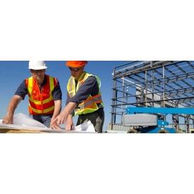 Генпідрядні послуги на промисловому будівництві