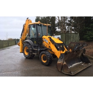 Оренда екскаватора JCB 3CX / CAT 444 / New Hooland