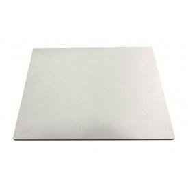 Плита МДФ Rezult ламинированная односторонняя 2800х2070х12 мм белый