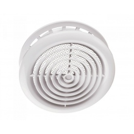 Дифузор Вентс МВ 200 ПФС пластиковий 200х240х240х72 мм білий