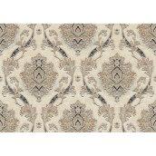 Вінілові, рельєфні профільні шпалери ВКV МАДІНА ДЕКОР 1 1144 паперова основа 10,05х0,53 м