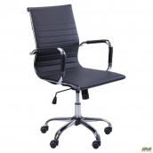 Кресло AMF Slim LB XH-632B черный