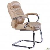 Кресло Валенсия CF Мадрас 650x710x1050 мм ваниль