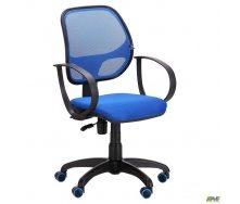 Кресло Бит Color/АМФ-8 сетка 660x660x1010 мм синий