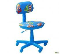 Кресло Свити Зайцы 650x650x920 мм голубой
