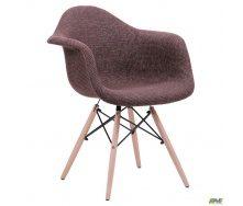 Крісло AMF Salex FB Wood коричневий