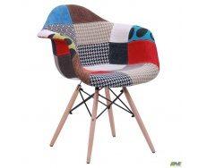 Гостиное кресло AMF Salex FB Wood Patchwork