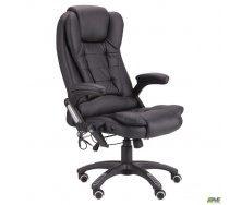 Массажное кресло компьютерное АМФ Бали KD-DO8025 черное