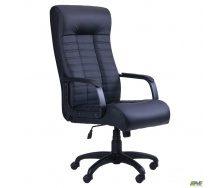 Кресло руководителя АМФ Атлетик Софт Tilt 1190-1120х620х770 мм черное Неаполь N-20