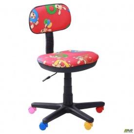 Кресло детское AMF Бамбо Цифры 590x590x920 мм красный