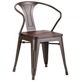 Металевий стілець AMF Marley кави