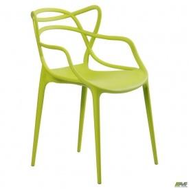 Стілець AMF Viti пластик світло-зелений