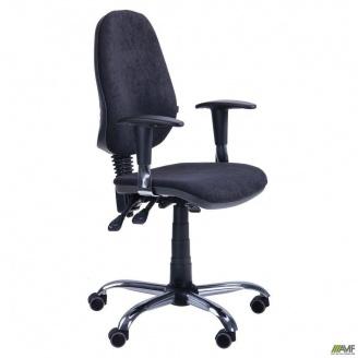 Кресло Бридж Хром Розана-17 650x650x1090 мм