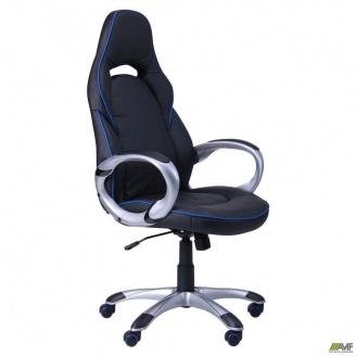 Компьютерное кресло АМФ Страйк CX 0496H Y10 черный