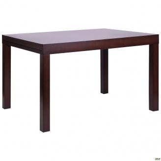Стол обеденный АМФ Стоун 1200х900х755 мм раздвижной орех темный
