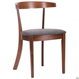 Деревянный стул АМФ Гилфорд 770х500х520 мм орех светлый-графит